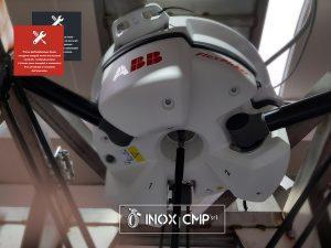 Linea Automatica di confezionamento Astucci di Prodotti Alimentari Surgelati•Inox-Cmp-srl©