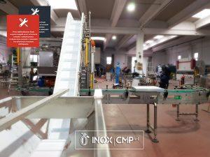 Macchina-peLinea Automatica 3 di confezionamento Astucci di Prodotti Alimentari Surgelati•Inox-Cmp-srl©r-Confezionamento-2-Alimentare-•-Inox-Cmp-srl©