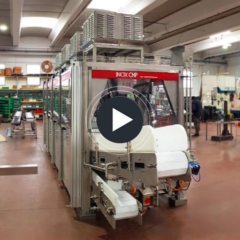 Video linea automatica confezionamå©ento astucci realizzata da inoxcmp©